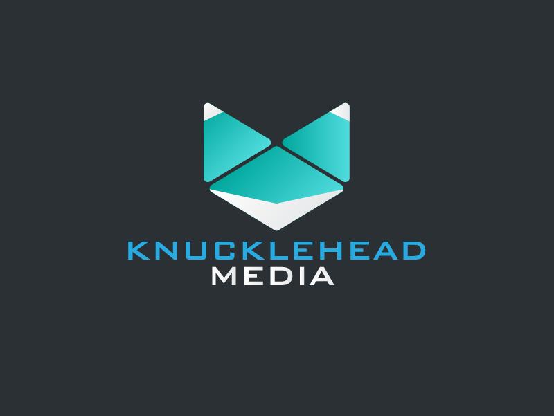 Logo Design by brands_in - Entry No. 15 in the Logo Design Contest Imaginative Logo Design for knucklehead media.