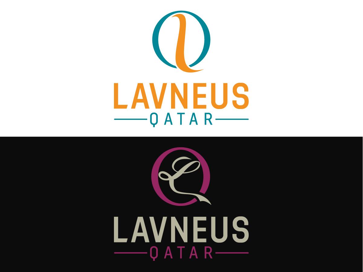Logo Design by Evo-design - Entry No. 105 in the Logo Design Contest Imaginative Logo Design for lavneus qatar.