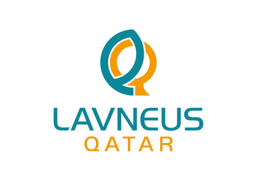 Logo Design by Evo-design - Entry No. 107 in the Logo Design Contest Imaginative Logo Design for lavneus qatar.
