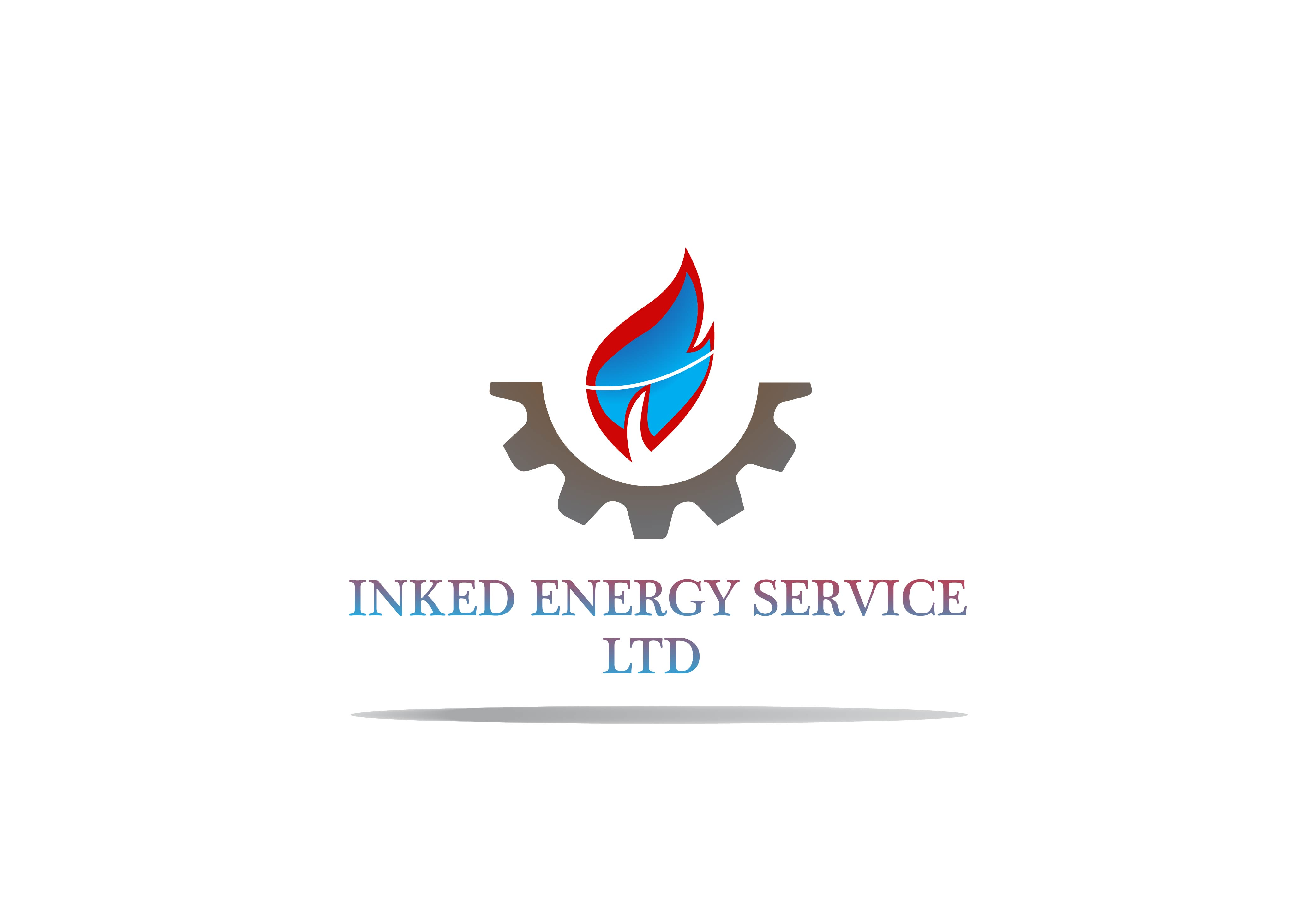 Logo Design by Bilal Baloch - Entry No. 25 in the Logo Design Contest Creative Logo Design for INKED ENERGY SERVICES LTD.