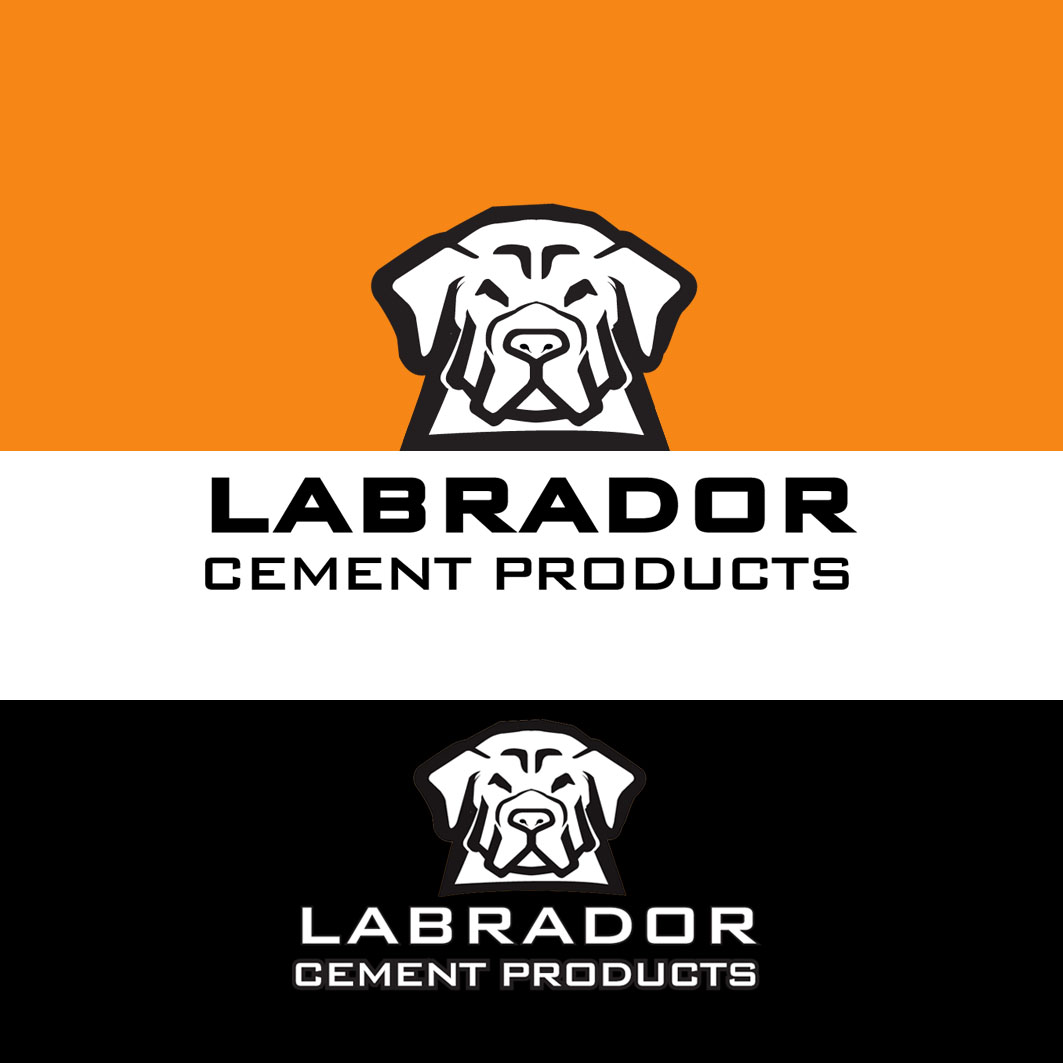 Logo Design by David Jimenez Minero - Entry No. 112 in the Logo Design Contest Logo for Labrador Concrete Products.