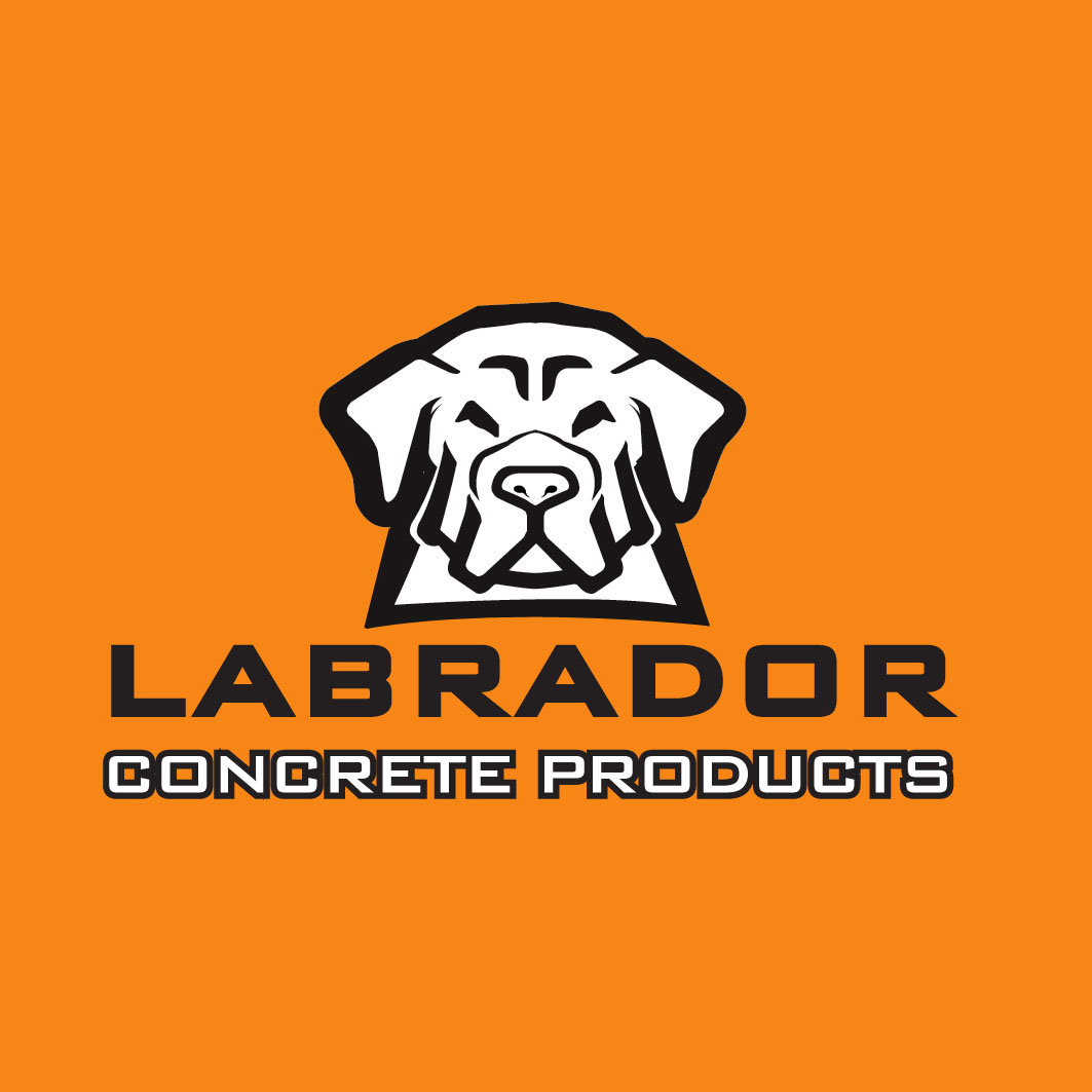 Logo Design by David Jimenez Minero - Entry No. 113 in the Logo Design Contest Logo for Labrador Concrete Products.