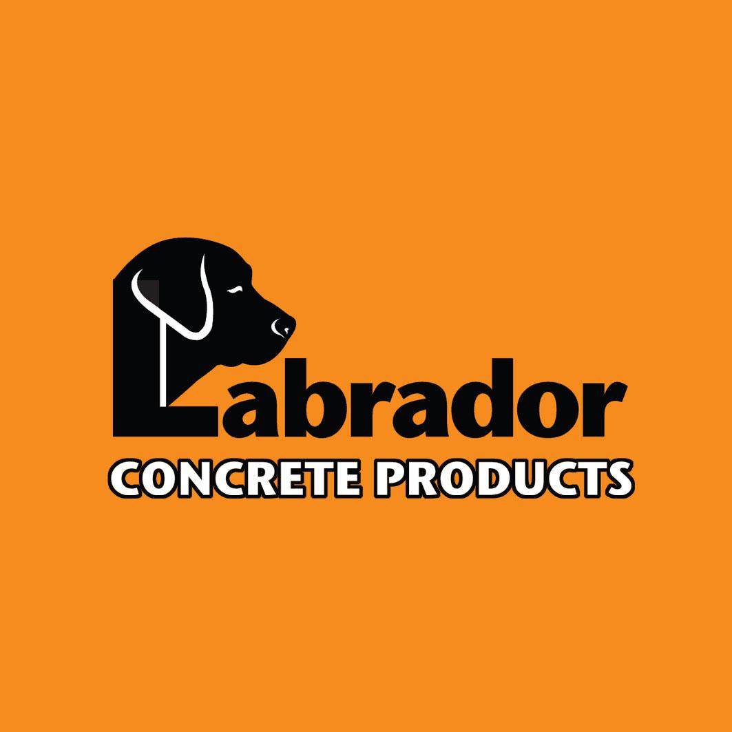 Logo Design by David Jimenez Minero - Entry No. 114 in the Logo Design Contest Logo for Labrador Concrete Products.