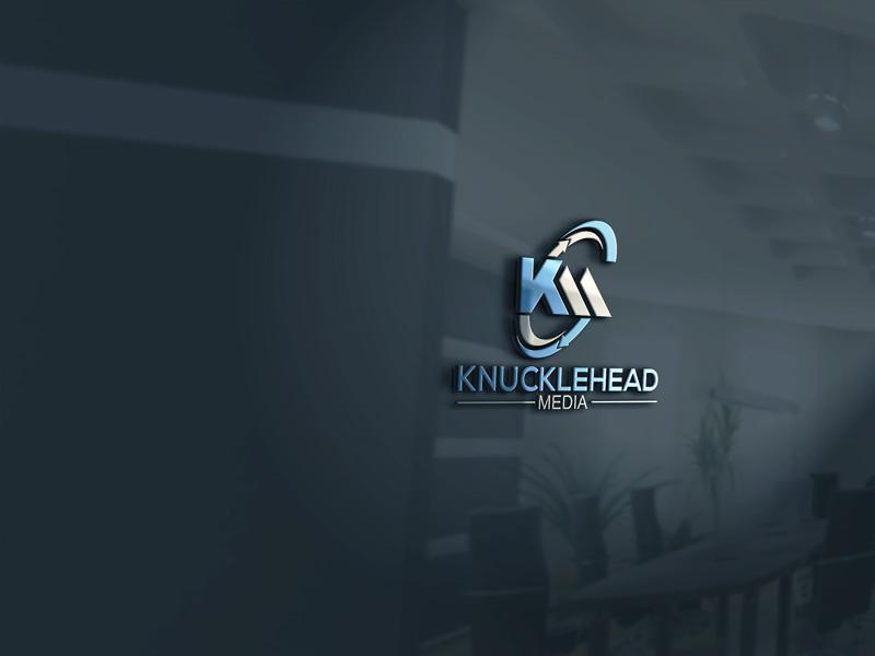 Logo Design by Private User - Entry No. 19 in the Logo Design Contest Imaginative Logo Design for knucklehead media.