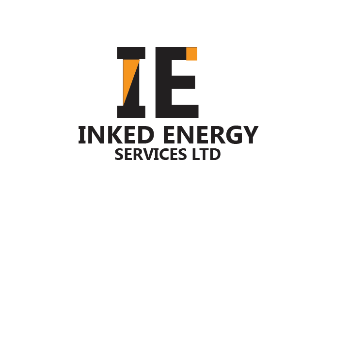 Logo Design by Hassan Kaimkhani - Entry No. 36 in the Logo Design Contest Creative Logo Design for INKED ENERGY SERVICES LTD.