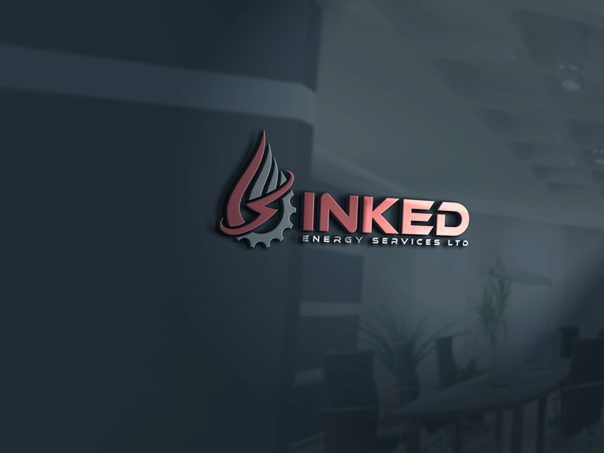 Logo Design by Private User - Entry No. 38 in the Logo Design Contest Creative Logo Design for INKED ENERGY SERVICES LTD.
