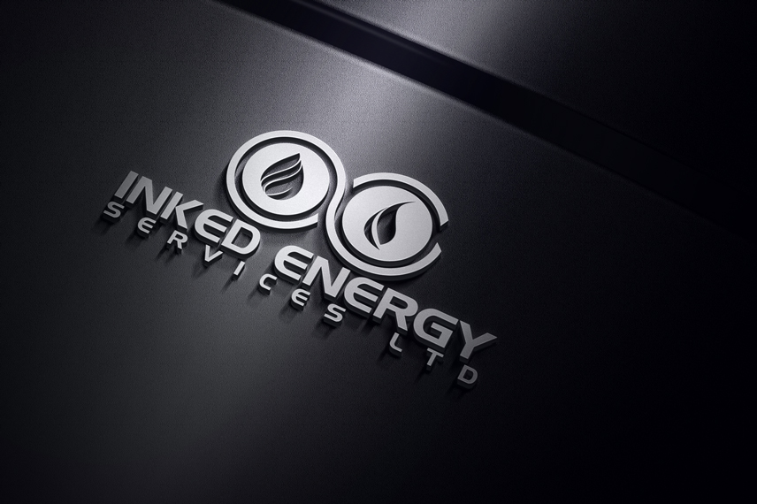 Logo Design by Private User - Entry No. 40 in the Logo Design Contest Creative Logo Design for INKED ENERGY SERVICES LTD.