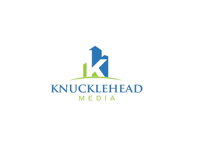 Logo Design by roc - Entry No. 20 in the Logo Design Contest Imaginative Logo Design for knucklehead media.