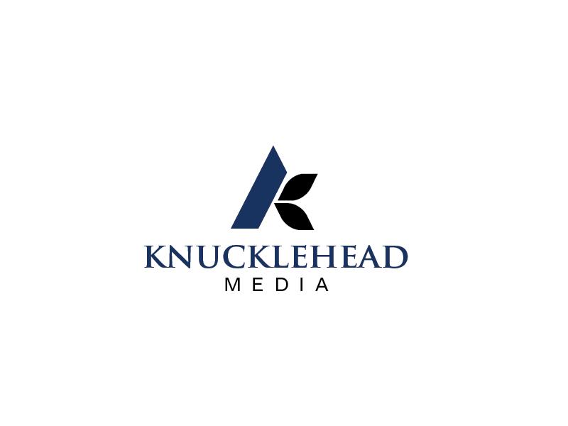 Logo Design by roc - Entry No. 21 in the Logo Design Contest Imaginative Logo Design for knucklehead media.