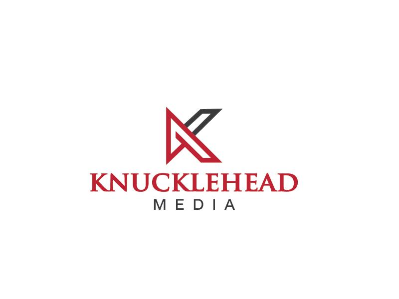 Logo Design by roc - Entry No. 22 in the Logo Design Contest Imaginative Logo Design for knucklehead media.