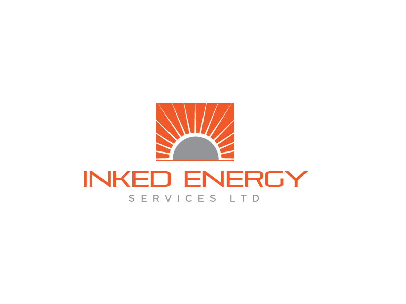 Logo Design by roc - Entry No. 44 in the Logo Design Contest Creative Logo Design for INKED ENERGY SERVICES LTD.