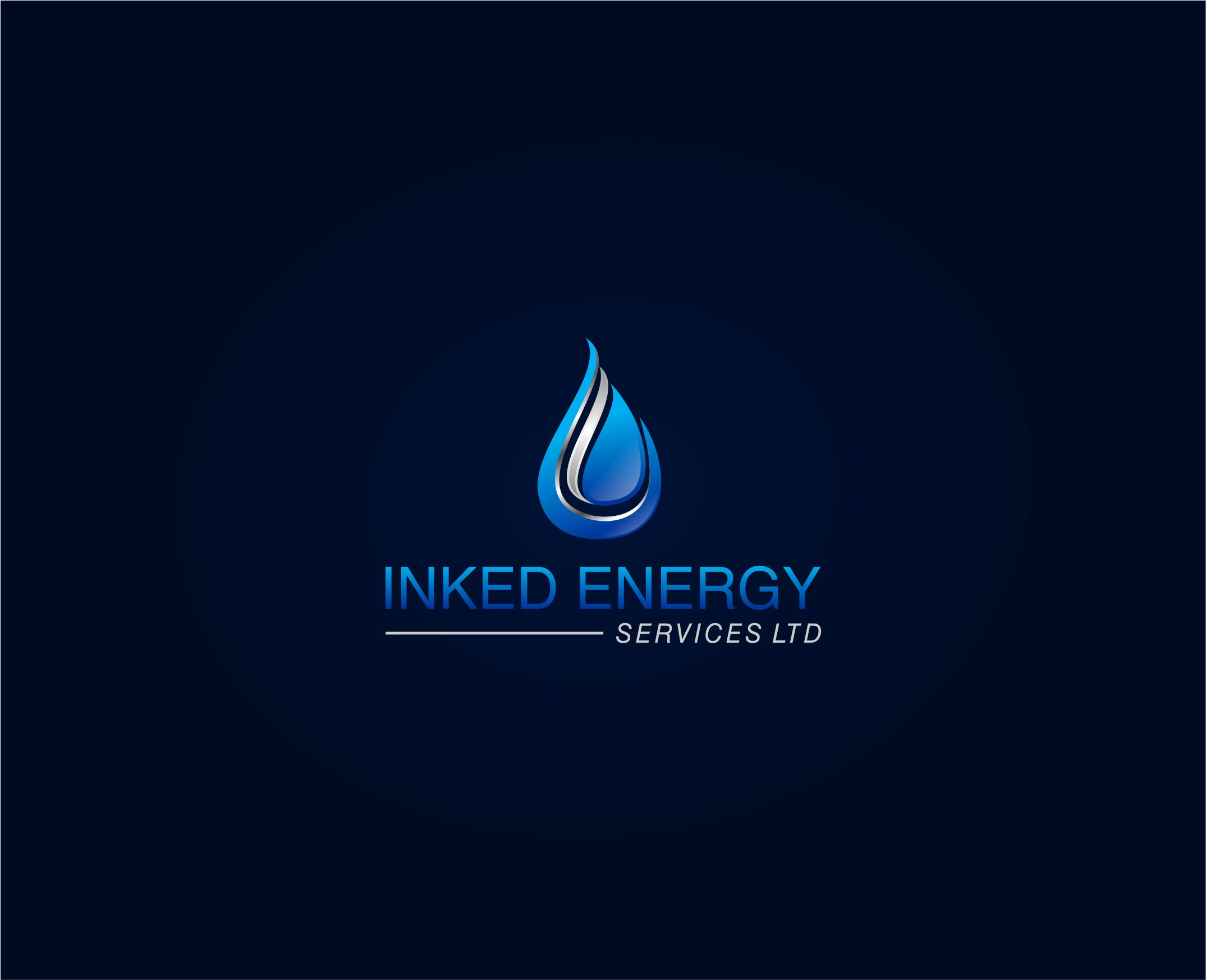 Logo Design by Raymond Garcia - Entry No. 49 in the Logo Design Contest Creative Logo Design for INKED ENERGY SERVICES LTD.