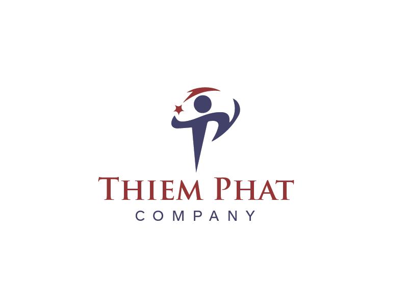 Logo Design by roc - Entry No. 30 in the Logo Design Contest New Logo Design for Thiem Phat company.