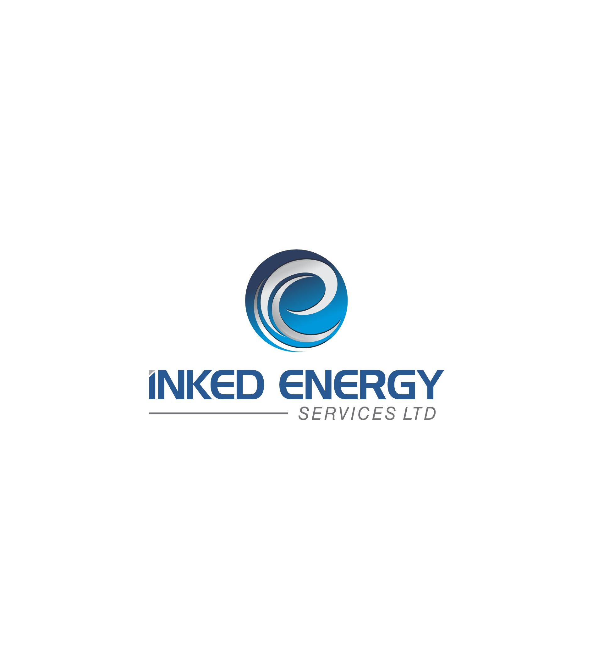 Logo Design by Raymond Garcia - Entry No. 51 in the Logo Design Contest Creative Logo Design for INKED ENERGY SERVICES LTD.