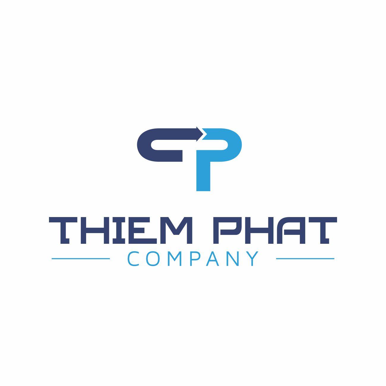 Logo Design by RasYa Muhammad Athaya - Entry No. 35 in the Logo Design Contest New Logo Design for Thiem Phat company.