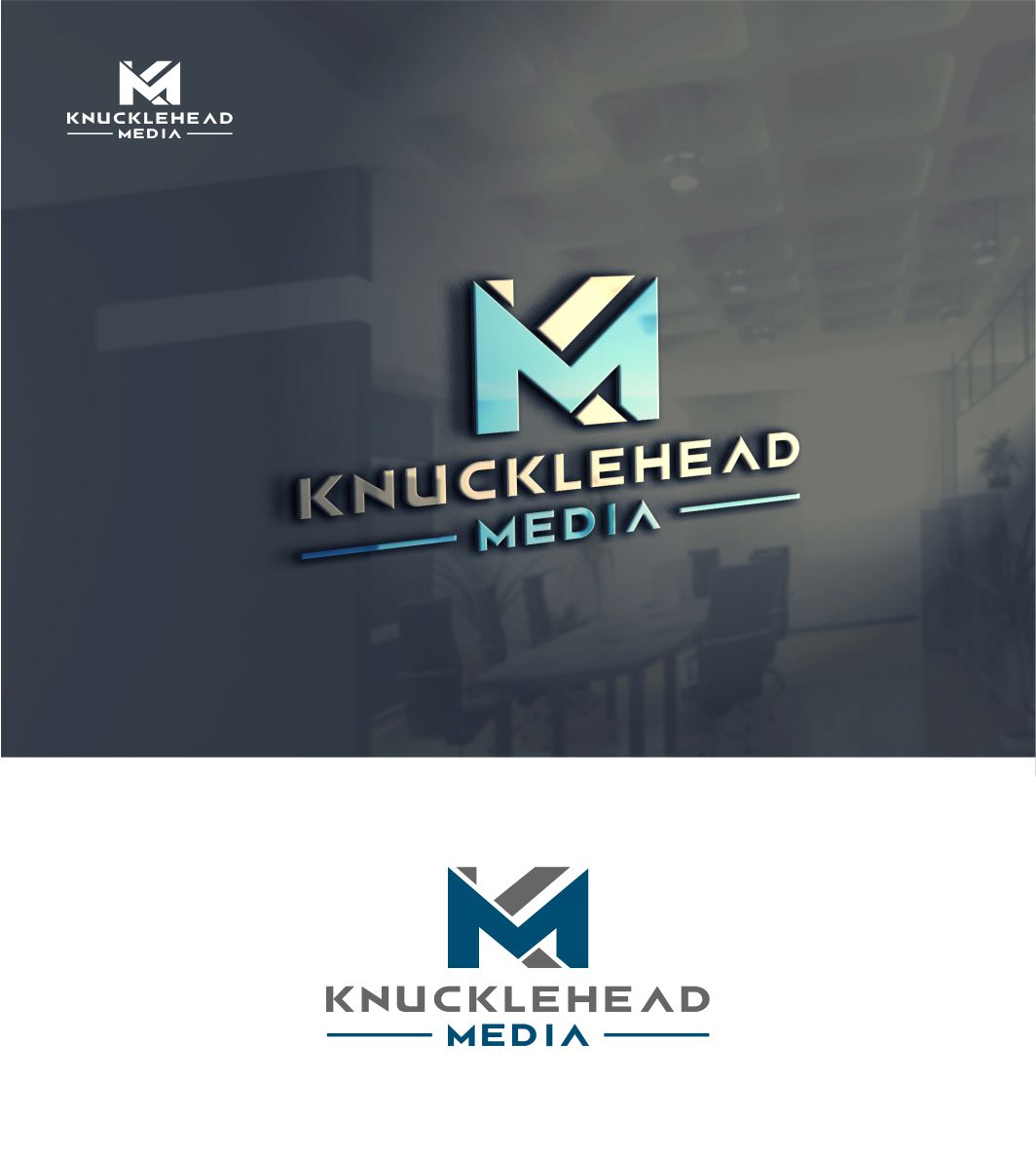 Logo Design by Raymond Garcia - Entry No. 23 in the Logo Design Contest Imaginative Logo Design for knucklehead media.