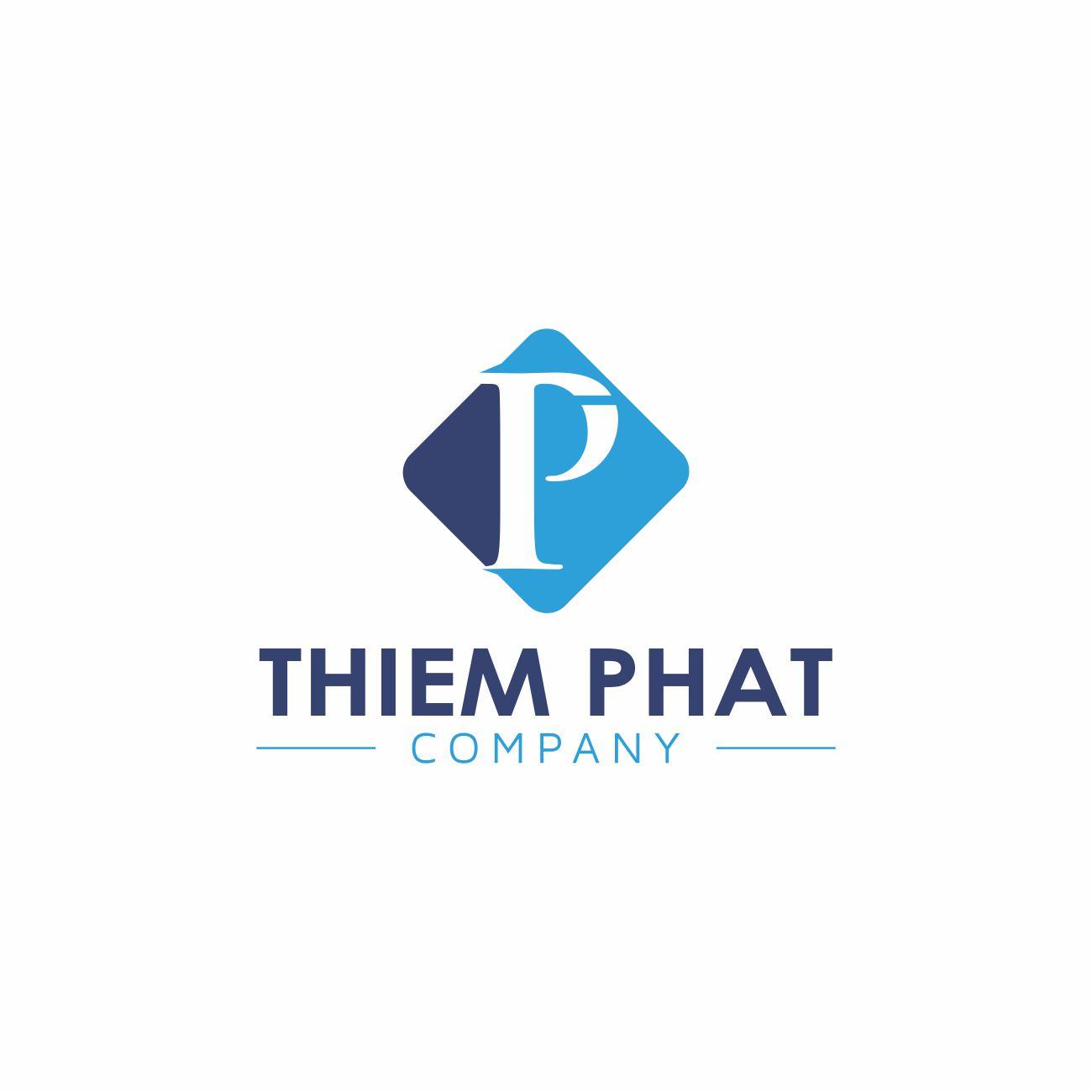 Logo Design by RasYa Muhammad Athaya - Entry No. 37 in the Logo Design Contest New Logo Design for Thiem Phat company.
