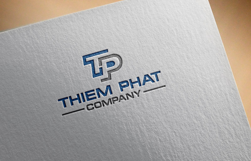 Logo Design by Private User - Entry No. 40 in the Logo Design Contest New Logo Design for Thiem Phat company.