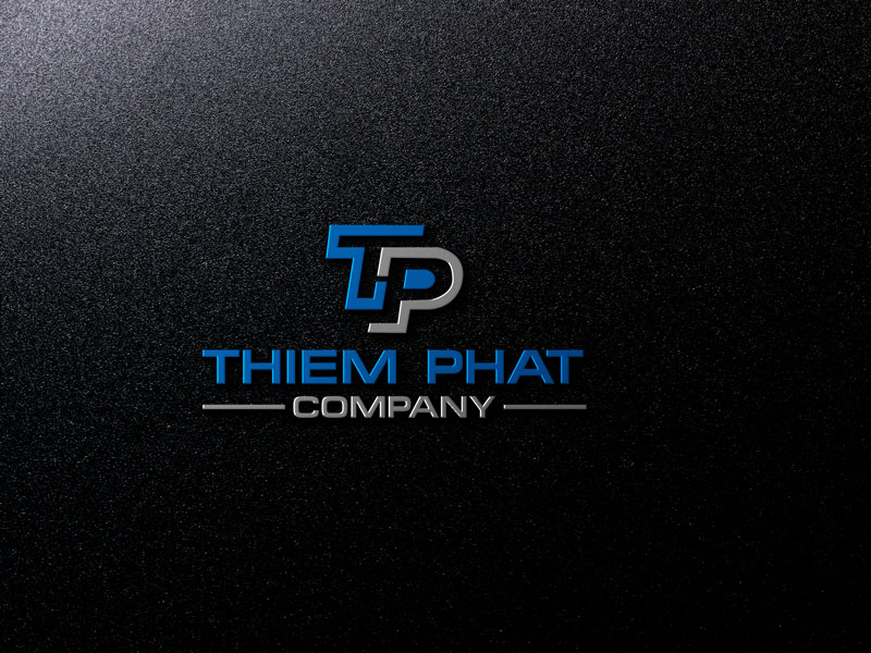 Logo Design by Private User - Entry No. 41 in the Logo Design Contest New Logo Design for Thiem Phat company.