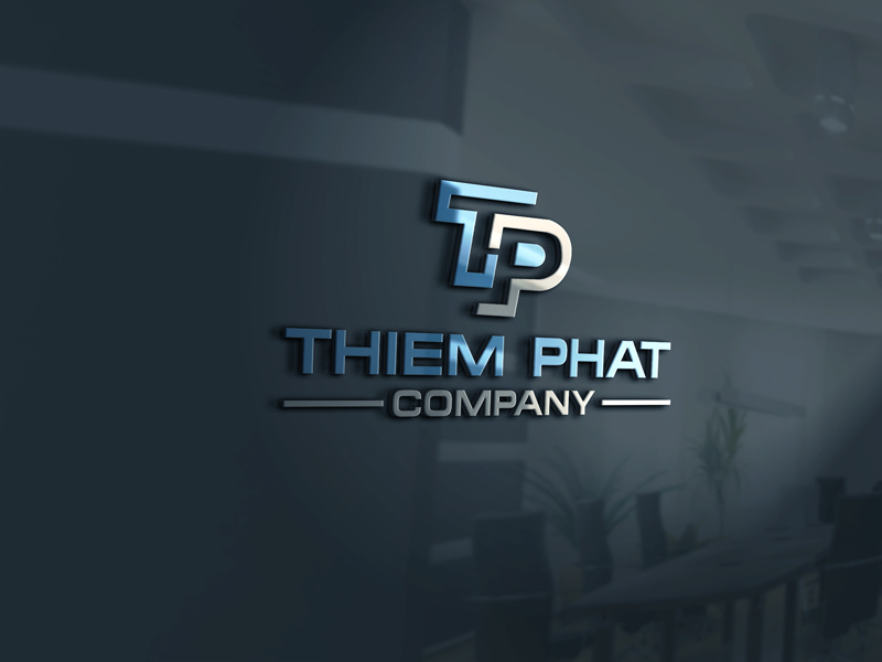 Logo Design by Private User - Entry No. 42 in the Logo Design Contest New Logo Design for Thiem Phat company.