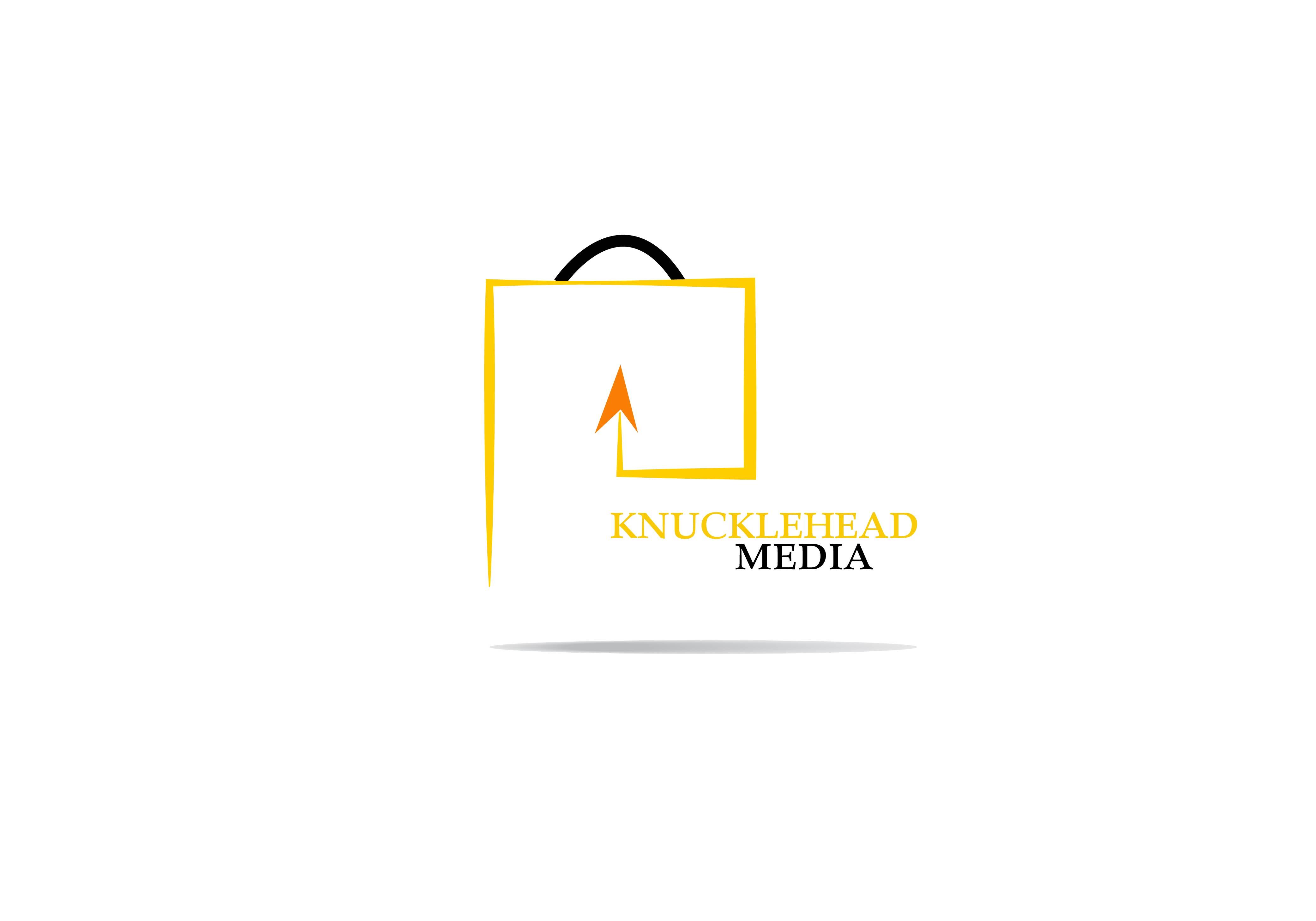 Logo Design by Bilal Baloch - Entry No. 35 in the Logo Design Contest Imaginative Logo Design for knucklehead media.