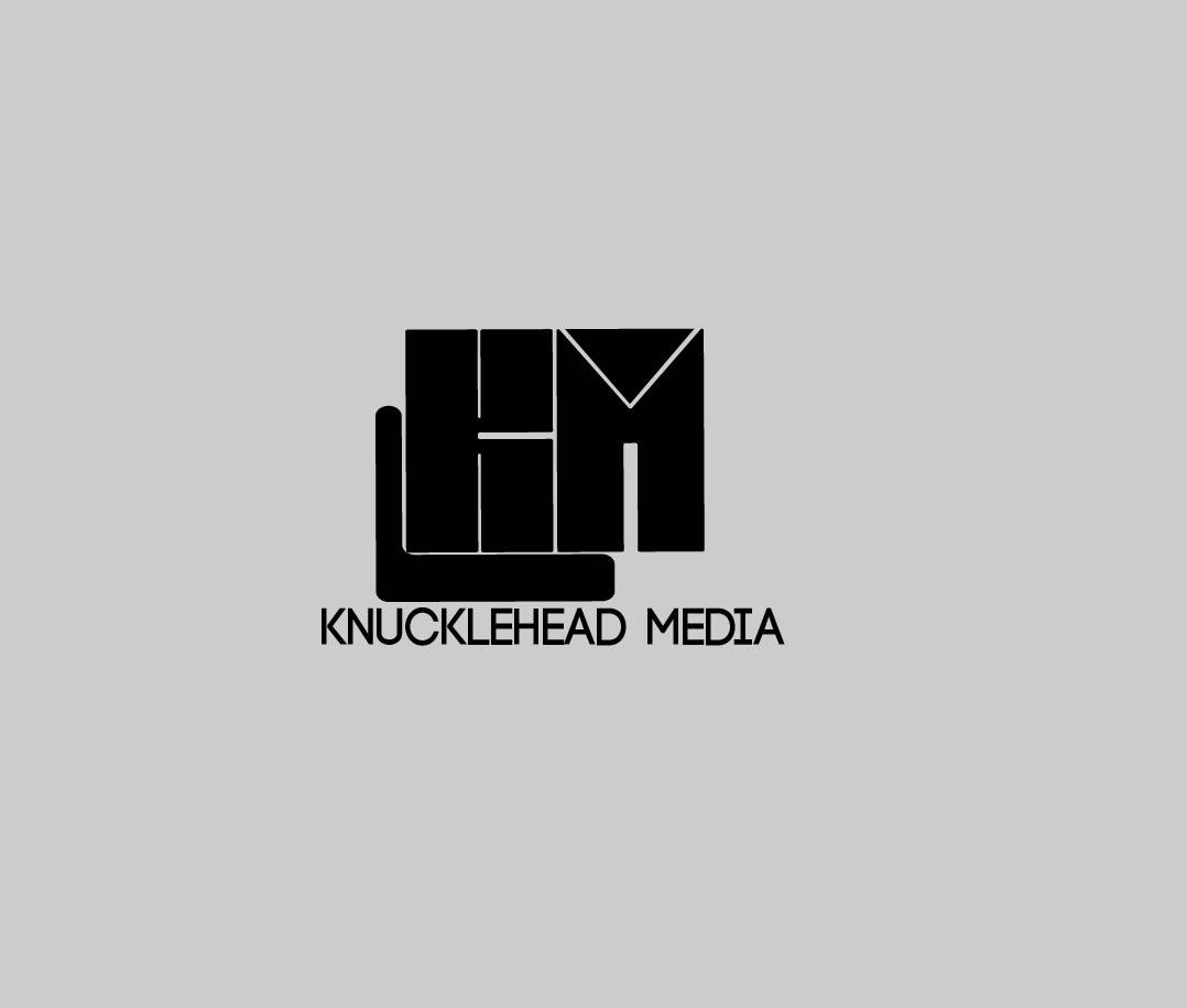 Logo Design by Arqui ACOSTA - Entry No. 37 in the Logo Design Contest Imaginative Logo Design for knucklehead media.