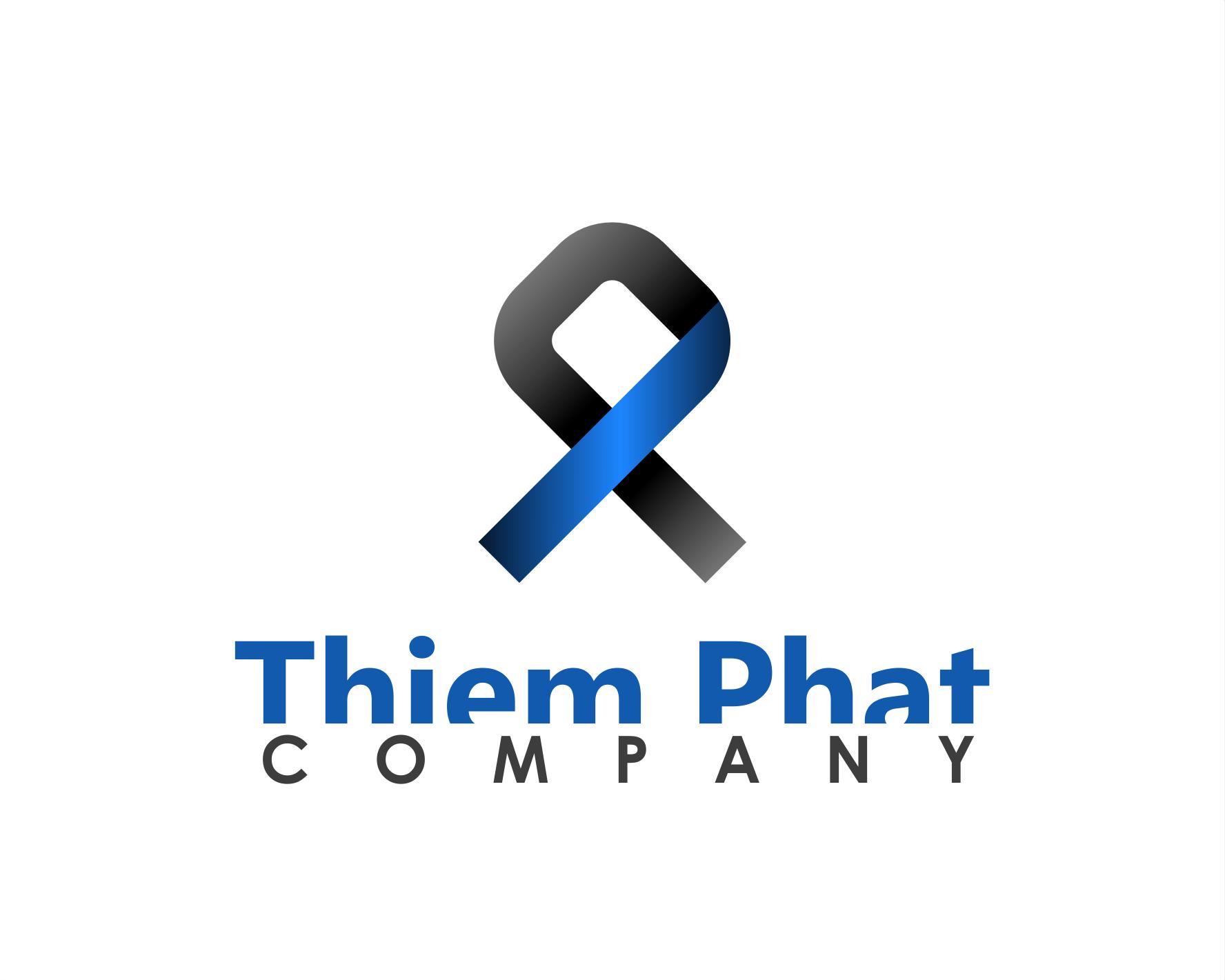 Logo Design by Net Bih - Entry No. 50 in the Logo Design Contest New Logo Design for Thiem Phat company.