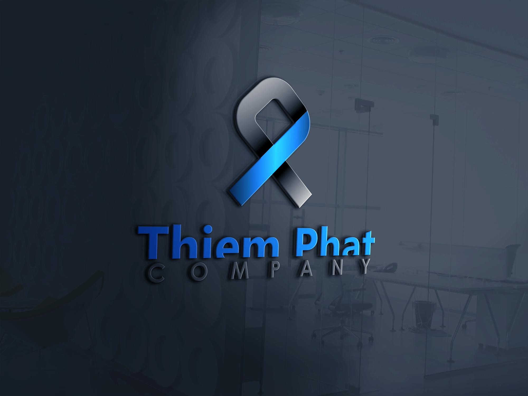Logo Design by Net Bih - Entry No. 51 in the Logo Design Contest New Logo Design for Thiem Phat company.