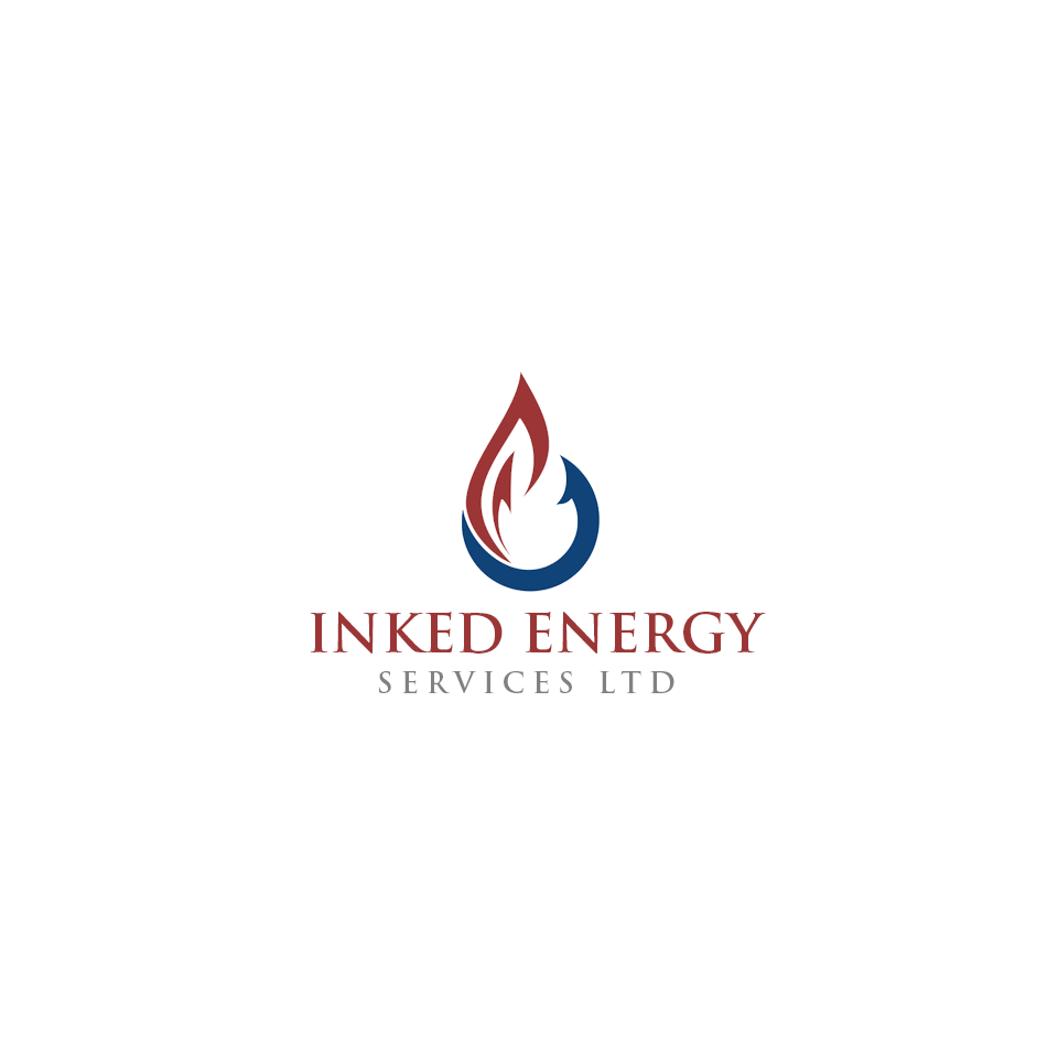 Logo Design by Private User - Entry No. 69 in the Logo Design Contest Creative Logo Design for INKED ENERGY SERVICES LTD.