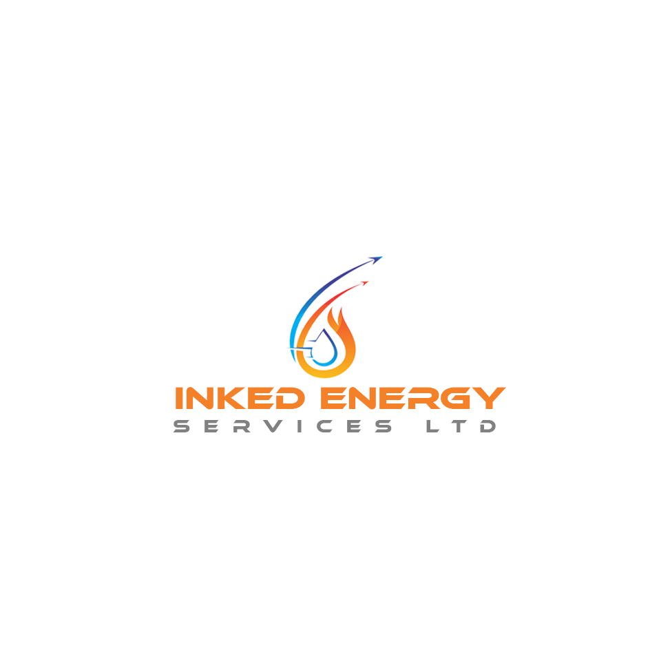 Logo Design by Private User - Entry No. 71 in the Logo Design Contest Creative Logo Design for INKED ENERGY SERVICES LTD.