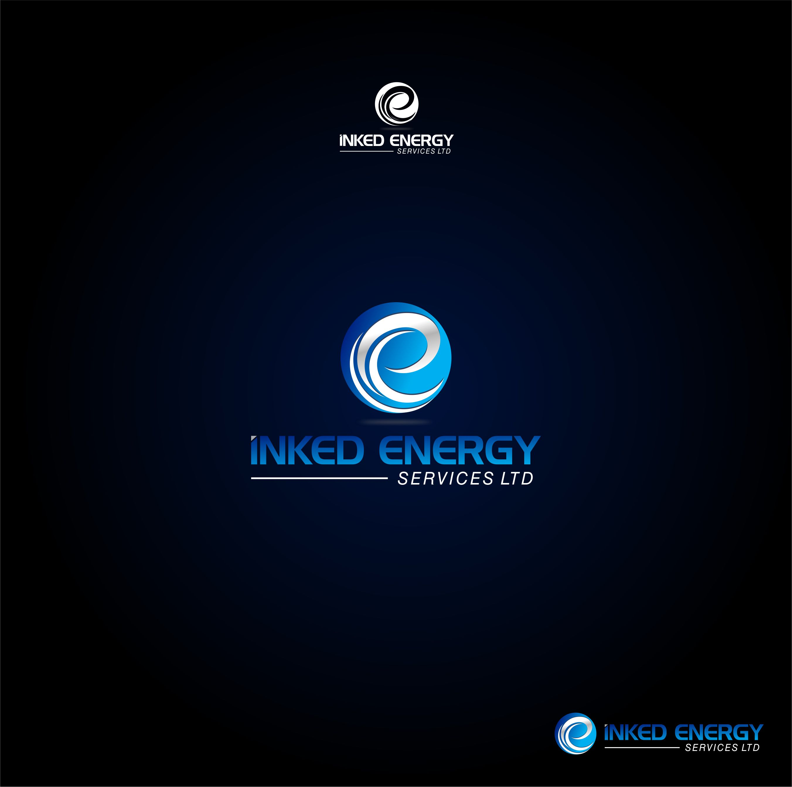 Logo Design by Raymond Garcia - Entry No. 74 in the Logo Design Contest Creative Logo Design for INKED ENERGY SERVICES LTD.