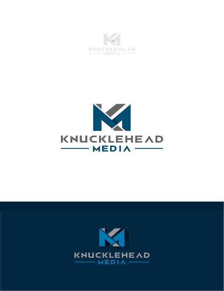 Logo Design by Raymond Garcia - Entry No. 39 in the Logo Design Contest Imaginative Logo Design for knucklehead media.