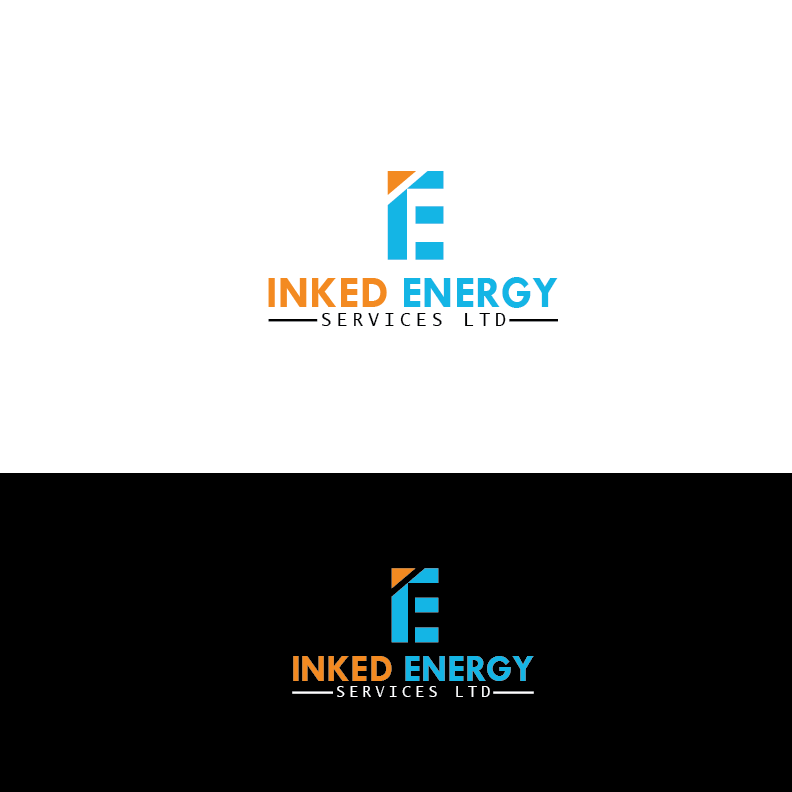 Logo Design by Private User - Entry No. 78 in the Logo Design Contest Creative Logo Design for INKED ENERGY SERVICES LTD.
