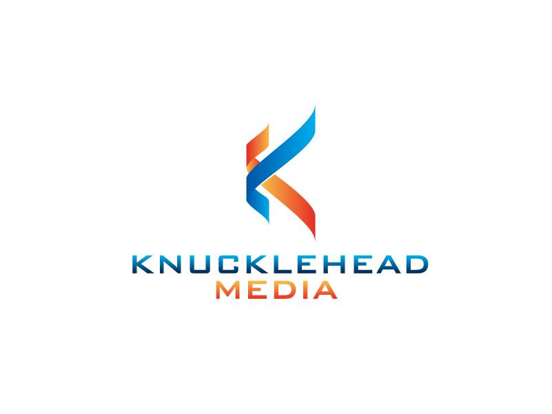 Logo Design by Private User - Entry No. 41 in the Logo Design Contest Imaginative Logo Design for knucklehead media.