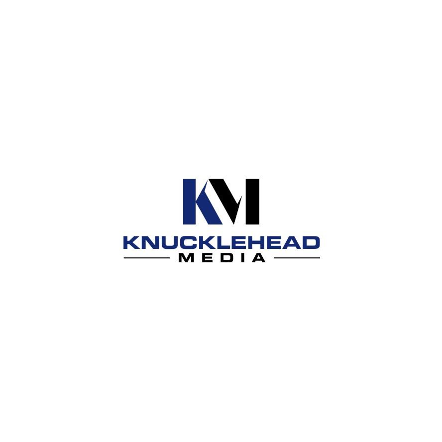 Logo Design by untung - Entry No. 42 in the Logo Design Contest Imaginative Logo Design for knucklehead media.
