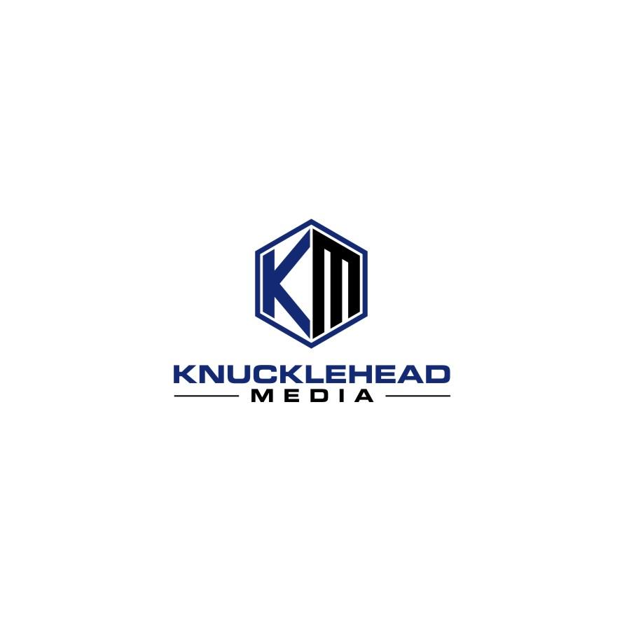Logo Design by untung - Entry No. 43 in the Logo Design Contest Imaginative Logo Design for knucklehead media.