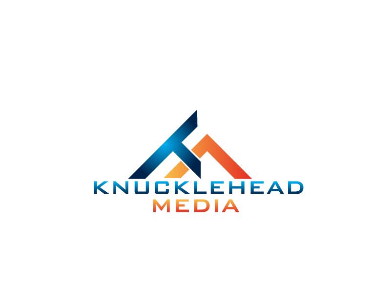 Logo Design by Private User - Entry No. 45 in the Logo Design Contest Imaginative Logo Design for knucklehead media.