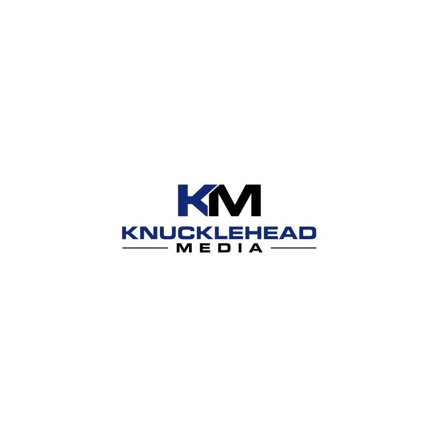 Logo Design by untung - Entry No. 48 in the Logo Design Contest Imaginative Logo Design for knucklehead media.