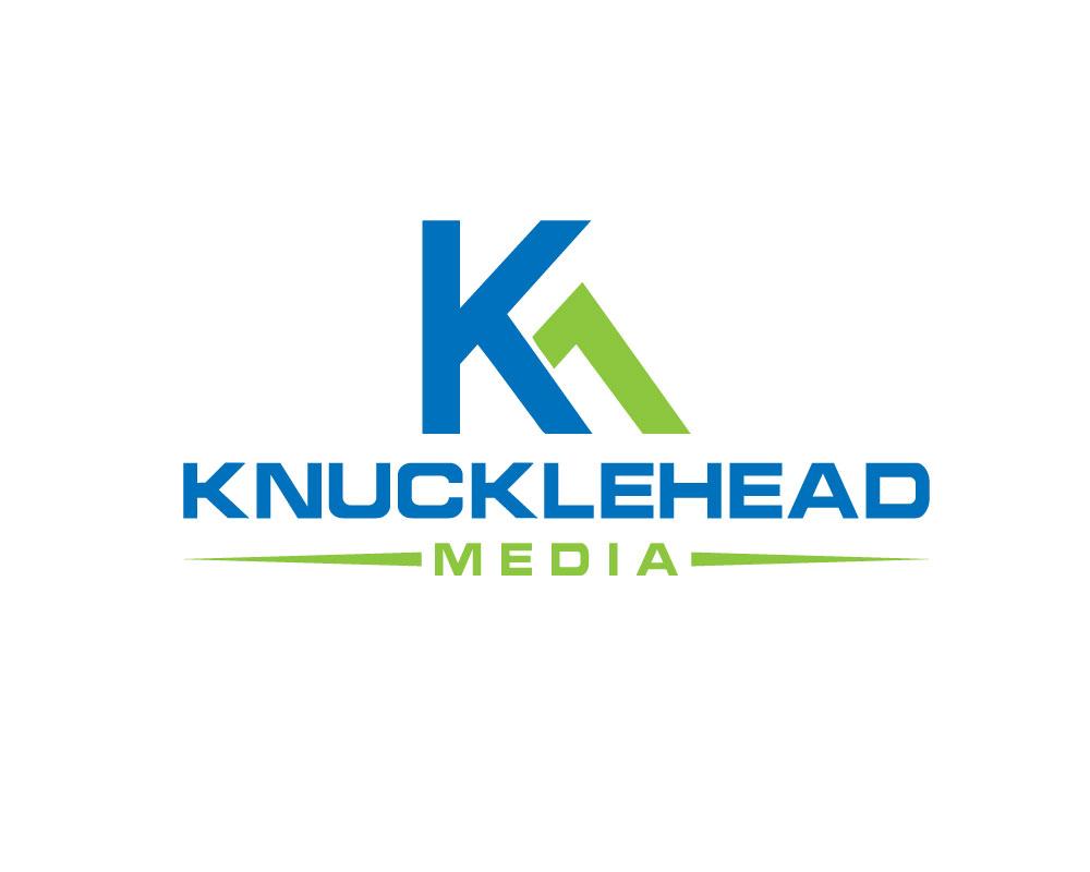Logo Design by Mohammad azad Hossain - Entry No. 49 in the Logo Design Contest Imaginative Logo Design for knucklehead media.