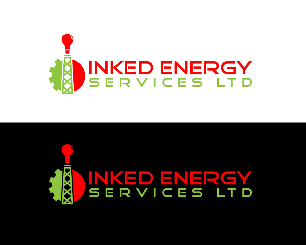 Logo Design by Mohammad azad Hossain - Entry No. 88 in the Logo Design Contest Creative Logo Design for INKED ENERGY SERVICES LTD.