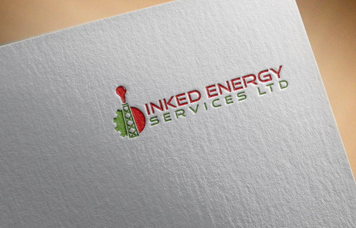 Logo Design by Mohammad azad Hossain - Entry No. 89 in the Logo Design Contest Creative Logo Design for INKED ENERGY SERVICES LTD.