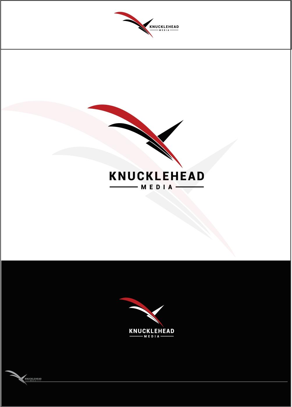 Logo Design by ian69 - Entry No. 62 in the Logo Design Contest Imaginative Logo Design for knucklehead media.