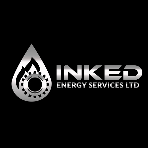 Logo Design by Sudheendra Sathya - Entry No. 99 in the Logo Design Contest Creative Logo Design for INKED ENERGY SERVICES LTD.