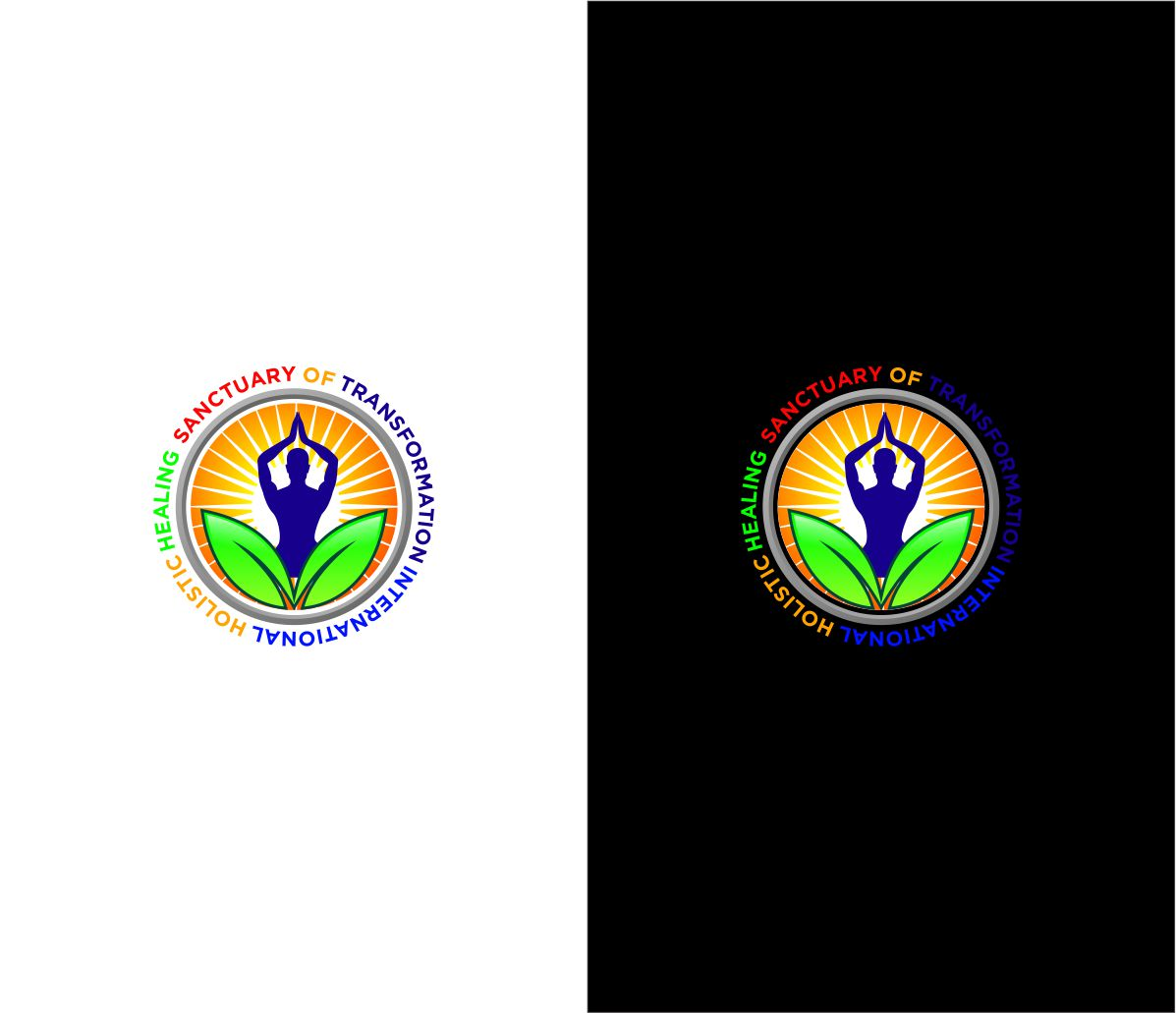Logo Design by Raymond Garcia - Entry No. 2 in the Logo Design Contest Fun Logo Design for Sanctuary of Transformation.