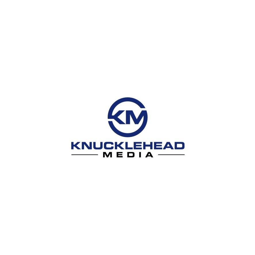 Logo Design by untung - Entry No. 69 in the Logo Design Contest Imaginative Logo Design for knucklehead media.