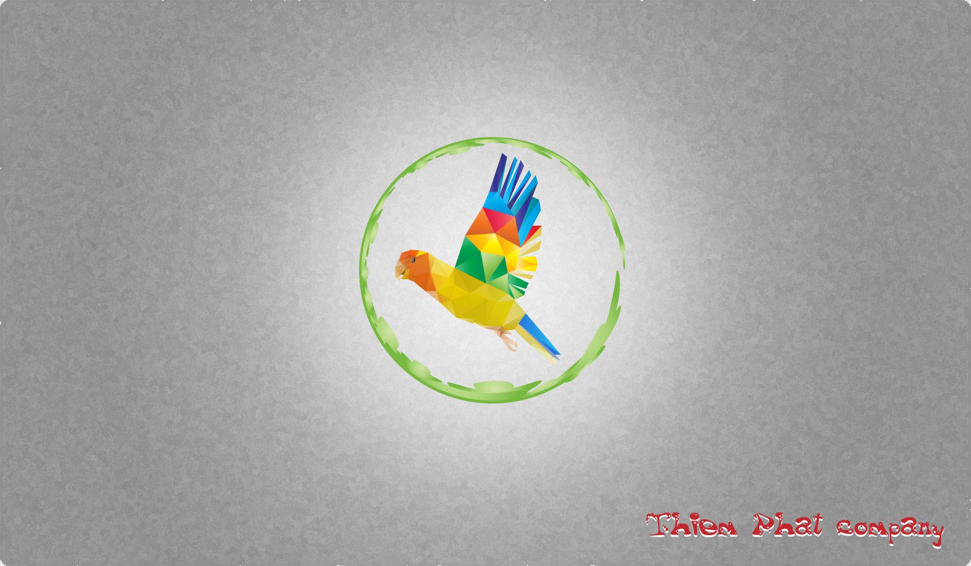 Logo Design by Sami Baig - Entry No. 62 in the Logo Design Contest New Logo Design for Thiem Phat company.