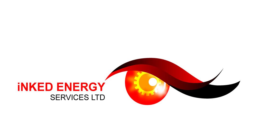 Logo Design by Raj Kumar - Entry No. 102 in the Logo Design Contest Creative Logo Design for INKED ENERGY SERVICES LTD.