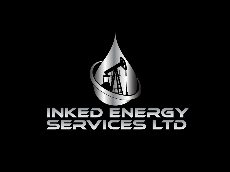 Logo Design by Private User - Entry No. 109 in the Logo Design Contest Creative Logo Design for INKED ENERGY SERVICES LTD.
