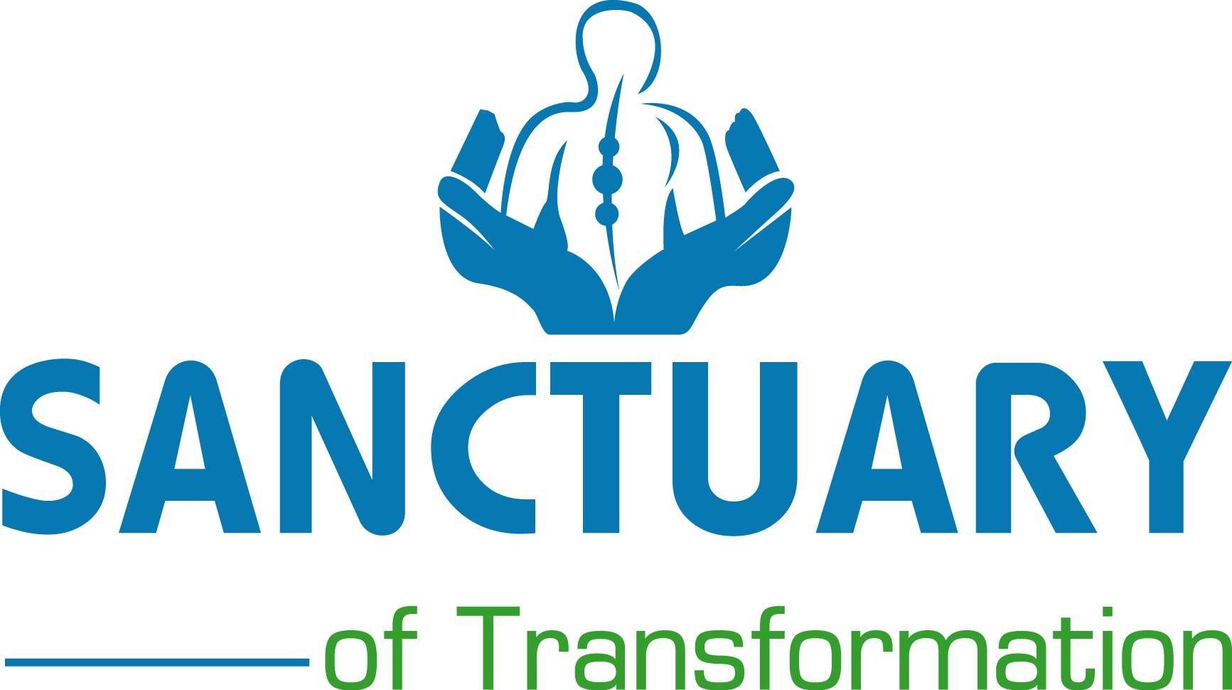 Logo Design by Private User - Entry No. 7 in the Logo Design Contest Fun Logo Design for Sanctuary of Transformation.