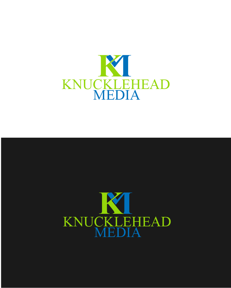 Logo Design by brands_in - Entry No. 72 in the Logo Design Contest Imaginative Logo Design for knucklehead media.